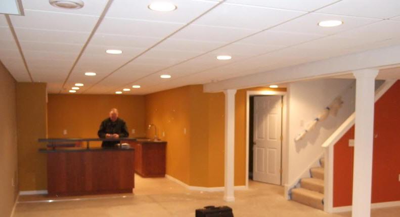 Drop Ceiling Recessed Lighting Installation Swasstech