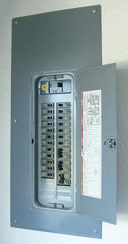 Electric Service Upgrade Information By Contractors